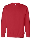 Gildan Dryblend Crew Sweatshirt- FORCE Logo Included