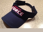 FORCE Visor- EMBROIDERED Logo Included