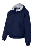 Augusta Sportswear Hooded Fleece Lined Jacket- EMBROIDERED FORCE logo on front included