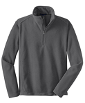 Port Authority -Youth Fleece Jacket- FORCE Embroidered left crest included
