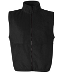 Full Zip Fleece Vest- MFA Embroidered front logo included