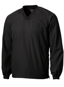 Sport Tek Windshirt V-neck - MFA Embroidered Logo Included- Adult & Youth Sizes Available