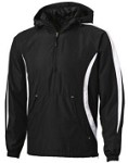 Sport Tek 1/4 Zip Hooded Pullover