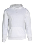 Badger Moisture Management Hooded Sweatshirt- FORCE TWILL Logo Included