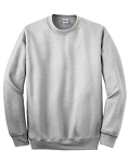 Gildan Dryblend Crew Sweatshirt- TWILL MFA Logo Included