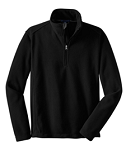 Port Authority - Fleece 1/4 Zip Pullover -MFA Embroidered left crest included