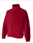 Sierra Pacific Full Zip Fleece Jacket-EMBROIDERED MFA LOGO Included