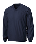 Sport Tek Windshirt V-neck - FORCE Embroidered Logo Included- Adult & Youth Sizes Available